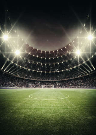 soccer fan: stadio