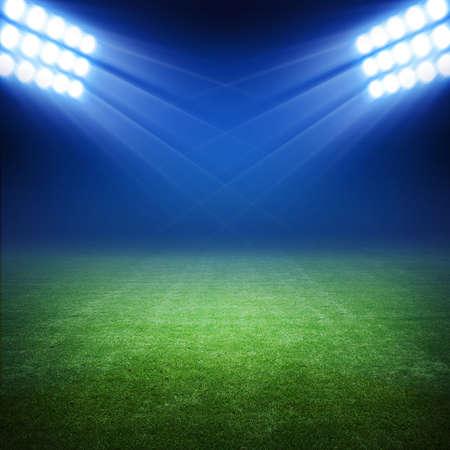 경기장의 빛