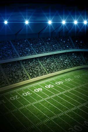 campo calcio: stadio