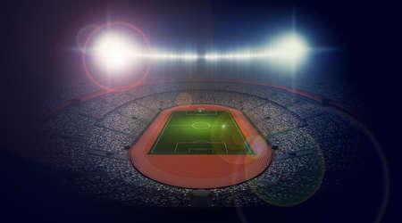 city night: stadium