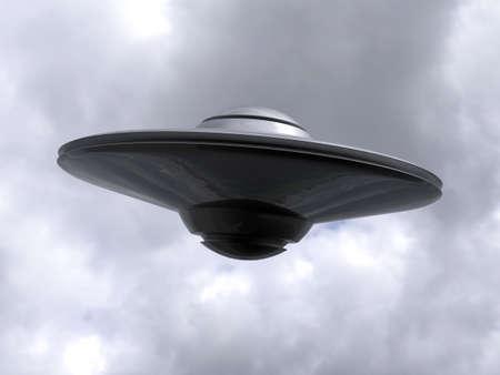 ufo 3d design