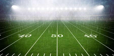 미국 축구 경기장 스톡 콘텐츠