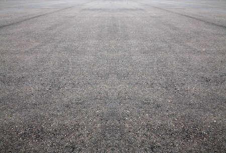 asphalt road Archivio Fotografico