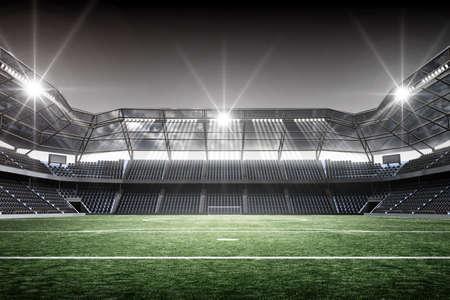 Stadion  Standard-Bild - 47088436