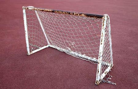 goal post: Goal Post Stock Photo