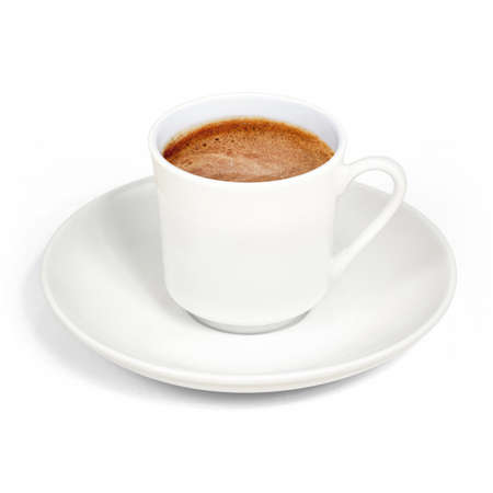 foamy: Turkish coffee, foamy