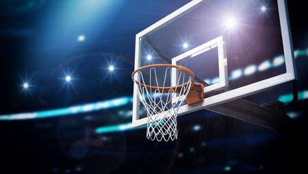 バスケット ボール ・ アリーナ 写真素材 - 53246651