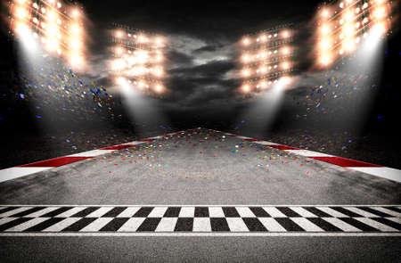 3d arena Tracker Banque d'images