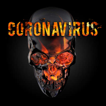 Coronavirus outbreak concept 写真素材