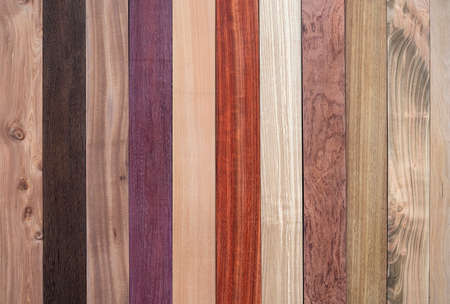 The wood panel, colorful texture background