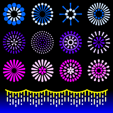 Fireworks Icon Color 02