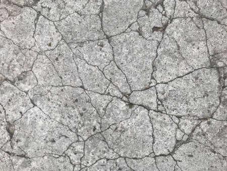 background texture of gray color broken concrete. Stock fotó