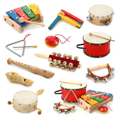 Musical instruments photo