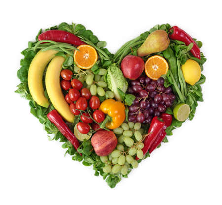 vegetable: Heart of fruits and vegetables