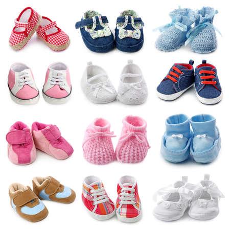 baptism: Colecci�n de zapatos de beb�