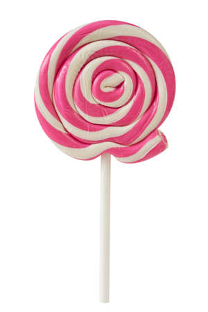 lolly pop: Lolly pop isolated on a white background Stock Photo