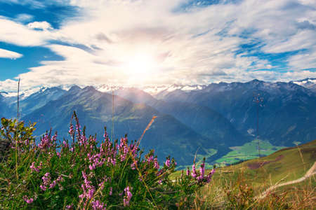 wildkogel austria: Hiking Paths in the Wildkogel Arena, High Tauern, Austria