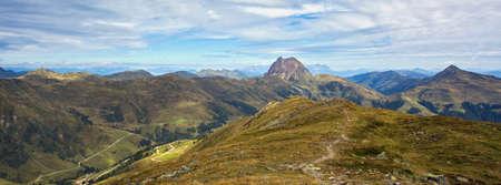wildkogel austria: Wildkogel Panorama Path in High Tauern, Austria