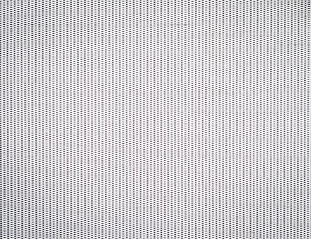 White fabric background texture, White vinyl curtain. Stock Photo