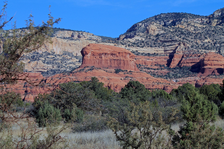 Red Rock Country Outside Sedona, Arizona