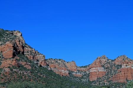 chaparral: Red Rock Country Outside Sedona, Arizona