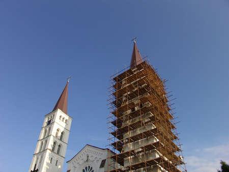 orison: Church rehabilitation