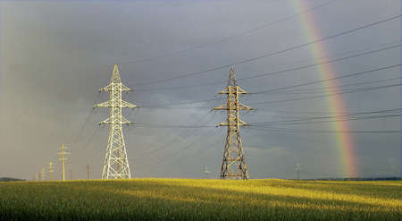 agro:      Power lines