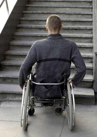discriminacion: no tienen acceso