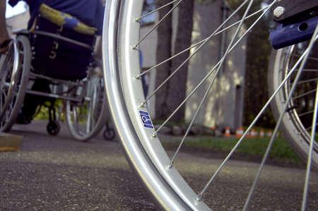 paraplegic: rehabilitation