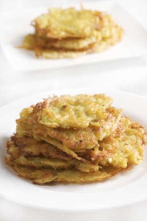 fritter: potato fritter