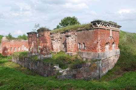nineteenth: The nineteenth century. fortress in Daugavpils