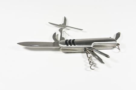 multipurpose: multipurpose metal pocket knife