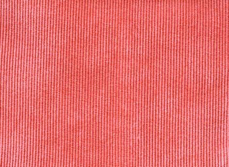 Pink corduroy texture background photo