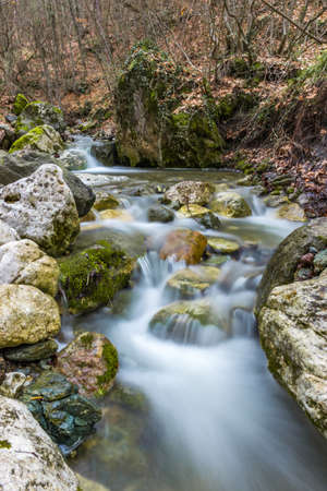long: Long exposure waterfalls