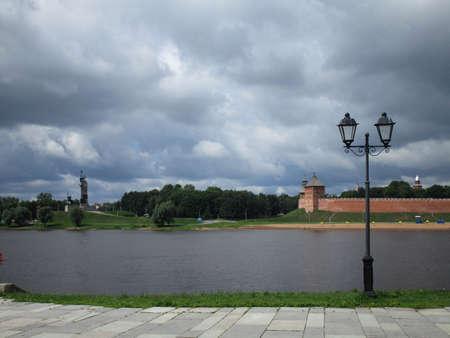 Kremlin. Velikiy Novgorod. Russia