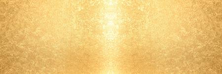 Gold leaf banner