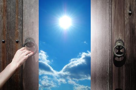 puerta: deseo vac�a