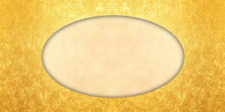 uto: Gold frame