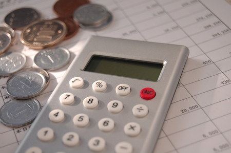 household money: Calculator and notes