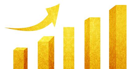 rise: Bar rise Stock Photo