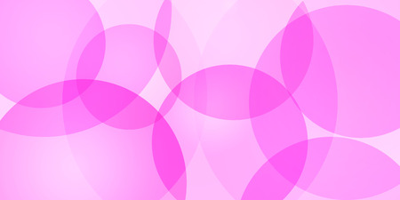 material: Pink background material