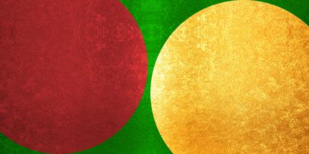 Banner background material Banco de Imagens