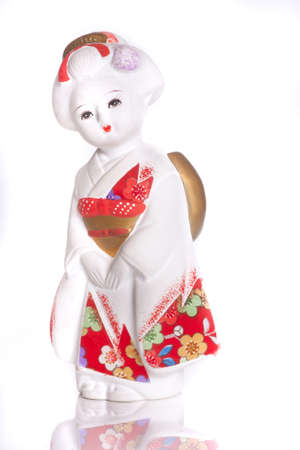 Japanese doll Stock Photo - 18073398
