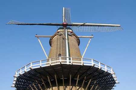 Dutch mill photo