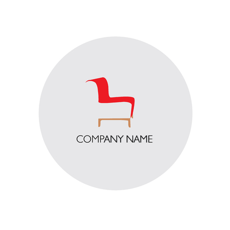 Furniture company name logo