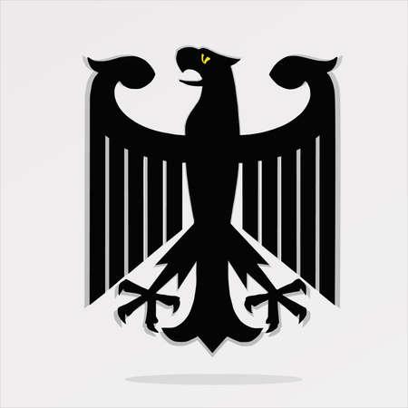 griffon: the figure shows the figure of an eagle