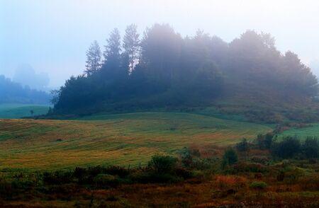 beautiful fields Stock Photo - 12802287