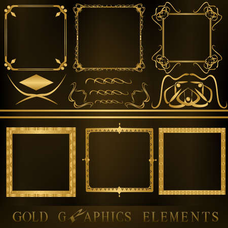 graphic element Vector