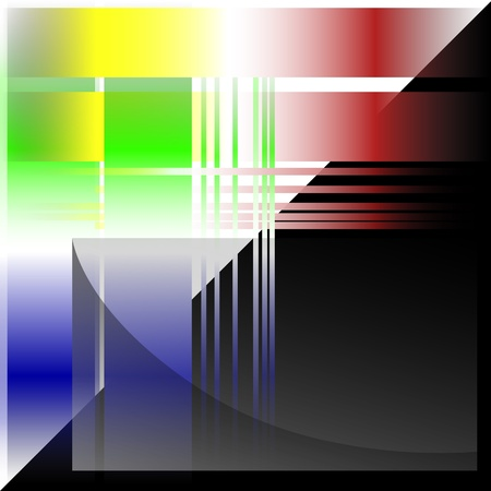 color theory:  Theory of color Illustration