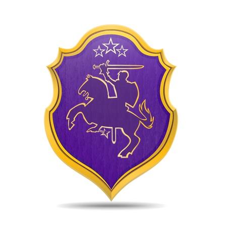 rider Stock Vector - 14417625